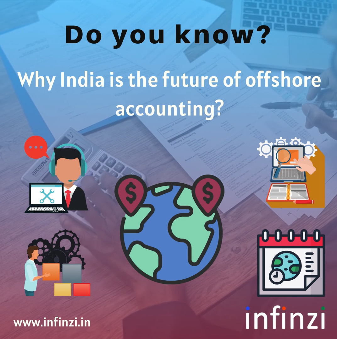 4 reasons why India is the future of Offshore Accounting –